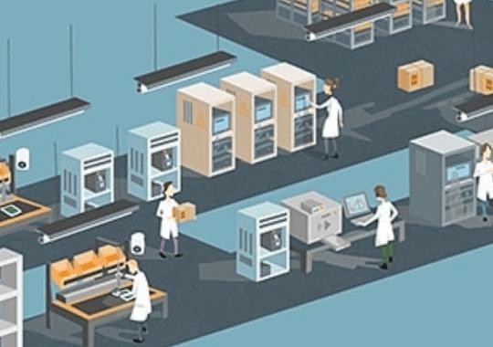 Управління виробництвом у ERP FOSS
